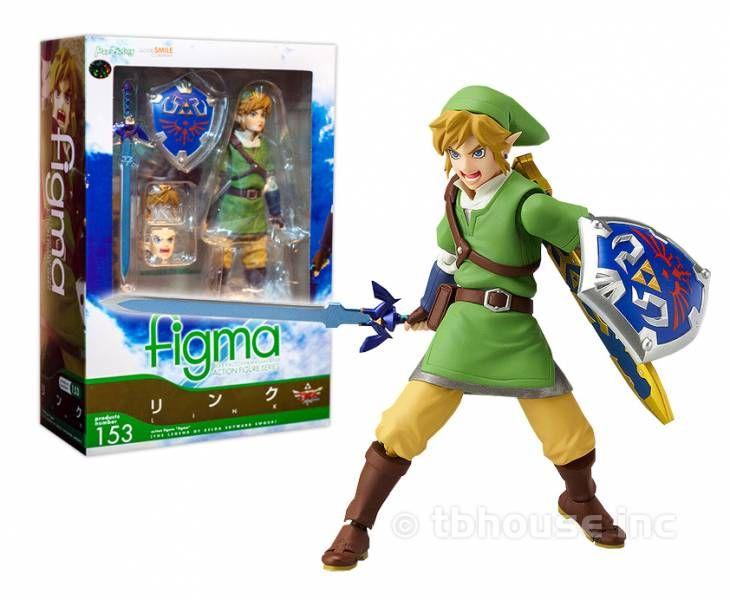figurine zelda link