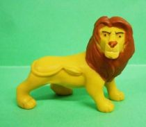 The Lion King - Disney PVC Figure - Simba (adult)
