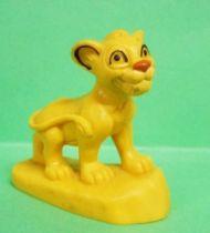 The Lion King - Disney PVC Figure - Simba