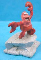 The Little Mermaid - Bully pvc figure 1990 - Sebastian