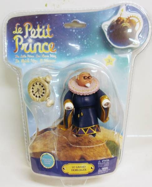 The Little Prince - The Great Watchmaker action-figure - Polymark