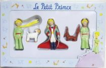 The Little Prince (A. de St. Exupery) - PVC figures boxed set - Plastoy 2004