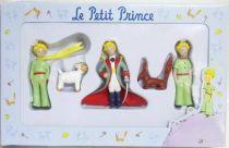 The Little Prince (A. de St. Exupery) - PVC figures boxed set - Plastoy 2004