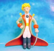 The Little Prince in Outfits (A. de St. Exupery) - PVC figure - Plastoy 2004