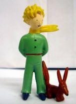 The Little Prince with Fox (A. de St. Exupery) - PVC figure - Plastoy 1997