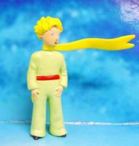The Little Prince with scarf (A. de St. Exupery) - PVC figure - Plastoy 2004