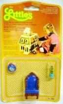 The Littles - Mattel - Diecast Furnitures: \\\'\\\' Bergère \\\'\\\' Armchair Ref.1800