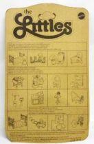 The Littles - Mattel - Diecast Furnitures: Bathroom Furniture Ref.1798