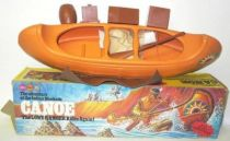 The Lone Ranger - Marx Toys - Accessory Canoe