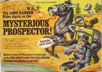 The Lone Ranger - Marx Toys - Accessory The Mysterious Prospector