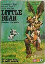 The Lone Ranger - Marx Toys - Figure Little Bear (boxed)