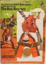 The Lone Ranger - Marx Toys - Outfit The Gun Runners