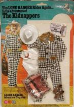 The Lone Ranger - Marx Toys - Outfit The Kidnappers