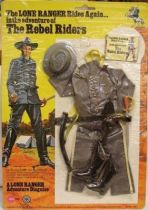 The Lone Ranger - Marx Toys - Outfit The Rebel Riders