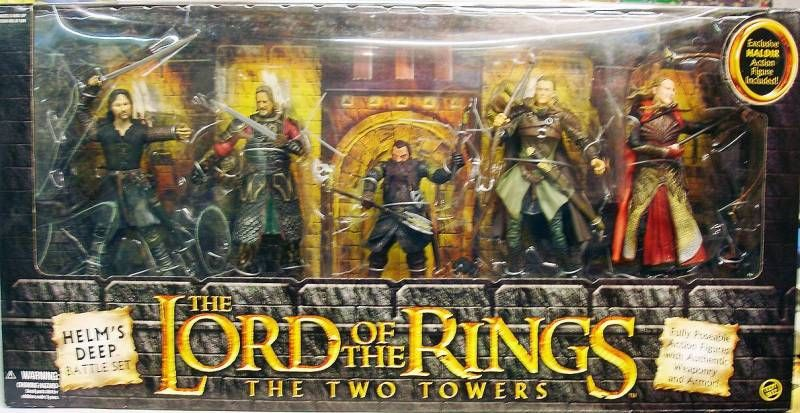 The Lord of the Rings - \\\'\\\'Helm\\\'s Deep Battle\\\'\\\' gift-pack