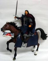 The Lord of the Rings - Aragorn on Brego on Pelennor Fields - loose
