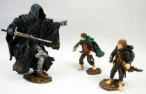 Le Seigneur des Anneaux - Armies of Middle-Earth - Enbuscade au Mont Venteux  Frodon, Sam, Nazgul (loose)