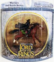The Lord of the Rings - Armies of Middle-Earth - Aragorn on Horseback