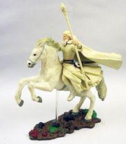 Le Seigneur des Anneaux - Armies of Middle-Earth - Gandalf le Blanc sur Gripoil (loose)