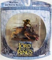 The Lord of the Rings - Armies of Middle-Earth - Sharku on Warg