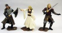 Le Seigneur des Anneaux - Armies of Middle-Earth - Soldats du Rohan  Eomer, Eowyn, Soldat Rohirrim (loose)