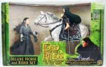 The Lord of the Rings - Arwen & Asfaloth with Frodo - FOTR