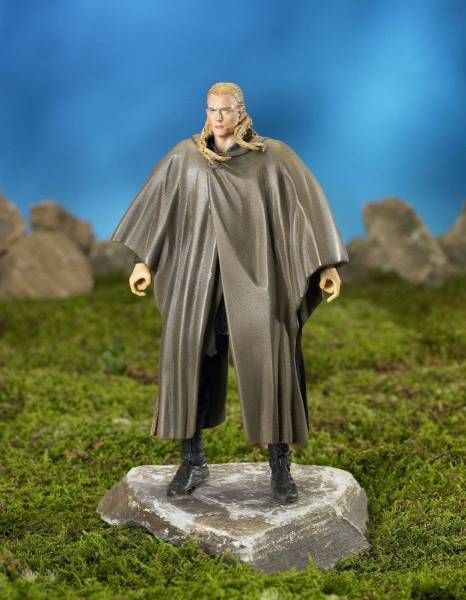The Lord of the Rings - Council Legolas - FOTR Trilogy