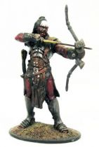 The Lord of the Rings - Eaglemoss - #004 Lurtz at Parth Galen