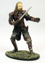 The Lord of the Rings - Eaglemoss - #016 Eomer at the Plains of Rohan