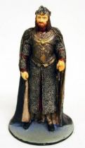 The Lord of the Rings - Eaglemoss - #028 King Elessar at Minas Tirith