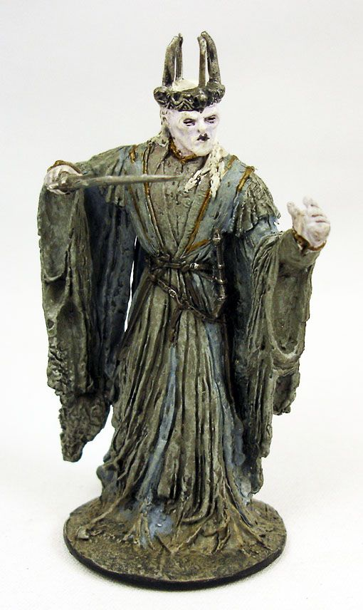 The Lord of the Rings - Eaglemoss - #031 Twilight Ringwraith at Weathertop