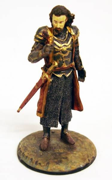 The Lord of the Rings - Eaglemoss - #032 Isildur at Mount Doom