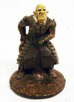 The Lord of the Rings - Eaglemoss - #033 Orc Overseer at Isengard