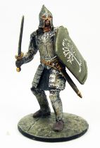 The Lord of the Rings - Eaglemoss - #040 Gondorian Soldier at Minas Tirith