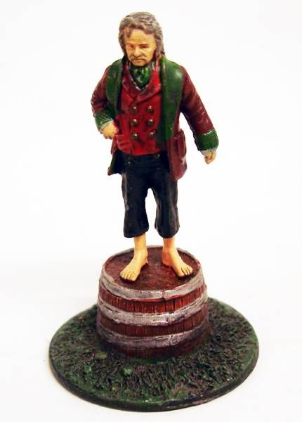 The Lord of the Rings - Eaglemoss - #048 Bilbo at Hobbiton