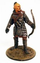 The Lord of the Rings - Eaglemoss - #049 Orc archer at Pelennor Fields