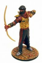 The Lord of the Rings - Eaglemoss - #051 Haradrim Archer at Pelennor Fields