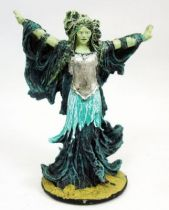 The Lord of the Rings - Eaglemoss - #052 Galadriel possessed at Calas Galadon