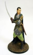 The Lord of the Rings - Eaglemoss - #056 Elrond at the Dagorlad Plains