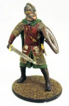 The Lord of the Rings - Eaglemoss - #058 Eowyn at Pelennor Fields