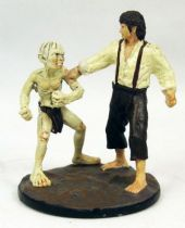 The Lord of the Rings - Eaglemoss - #060 Frodo & Gollum at Mount Doom
