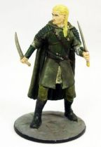 The Lord of the Rings - Eaglemoss - #062 Legolas at Helm\'s Deep