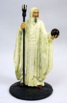 The Lord of the Rings - Eaglemoss - #063 Saruman at Orthanc