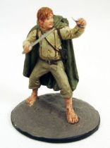 The Lord of the Rings - Eaglemoss - #064 Sam at Cirith Ungol