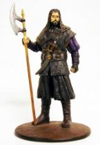 The Lord of the Rings - Eaglemoss - #077 Corsair of Umbar at Anduin River