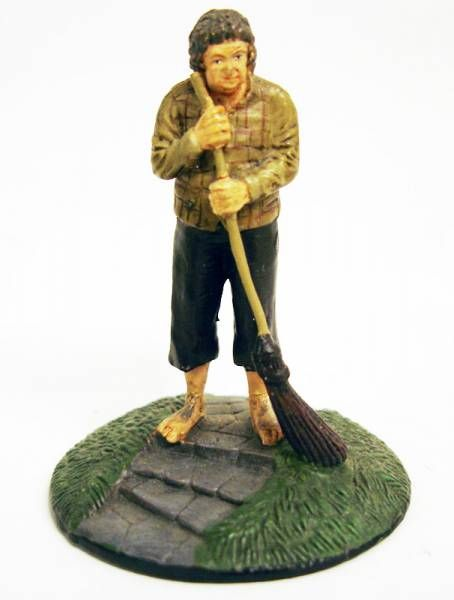 The Lord of the Rings - Eaglemoss - #086 Proudfoot at Hobbiton