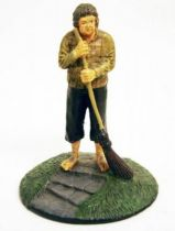 The Lord of the Rings - Eaglemoss - #086 Proudfoot at Hobbiton