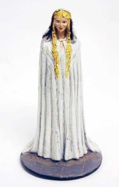 The Lord of the Rings - Eaglemoss - #090 Galadriel at the Gray Havens