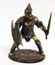 The Lord of the Rings - Eaglemoss - #091 Wall-crawling Moria Orc in the Mines of Moria