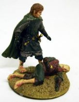 The Lord of the Rings - Eaglemoss - #094 Merry & Pippin at Pelennor Fields